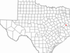 Location Of Diboll Texas