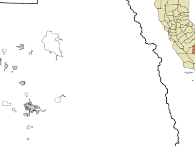 Location In Tulare County And The State Of California
