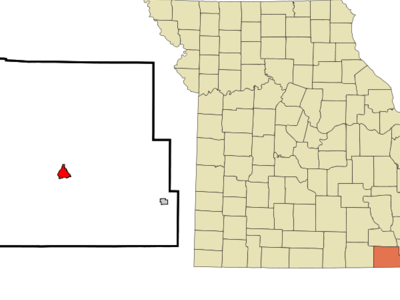 Location Of Doniphan Missouri