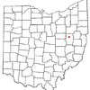 Location Of Dover Ohio