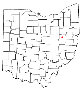 Location Of Dover Ohio