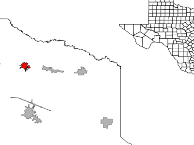 Location Of Edgewood Texas