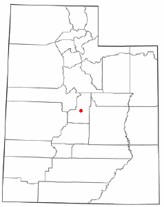 Location Of Ephraim Utah