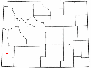 Location Of Etna Wyoming