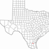 Location Of Falfurrias Texas