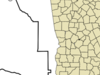 Location In Clinch County And The State Of Georgia