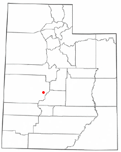 Location Of Fillmore Utah