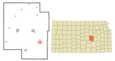 Location Of Florence Kansas