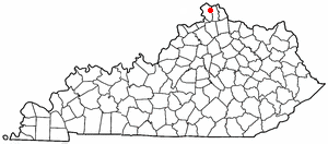 Location Of Florence Kentucky