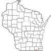 Location Of Fontana On Geneva Lake Wisconsin
