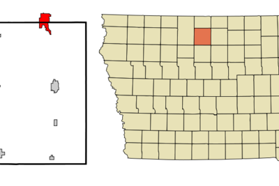 Location Of Forest City Iowa