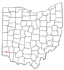 Location Of Forest Park Ohio
