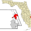 Location In St. Lucie County And The State Of Florida