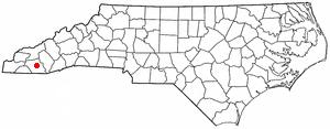 Location Of Franklin North Carolina