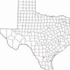 Location Of Freer Texas