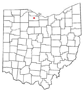 Location Of Fremont Ohio