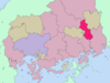 Location Of Fuchu Hiroshima In Hiroshima