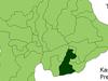 Location Of Fujiyoshida In Yamanashi