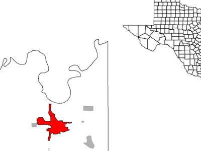 Location Of Gainesville Texas