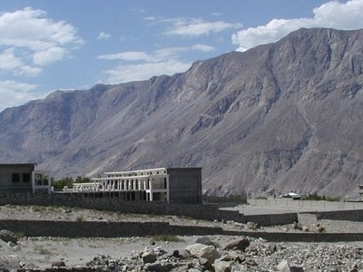 Location Of Gilgit