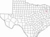 Location Of Gladewater Texas