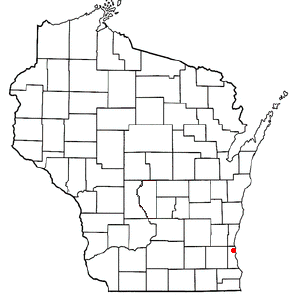 Location Of Glendale Wisconsin
