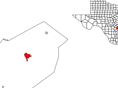 Location Of Gonzales Texas