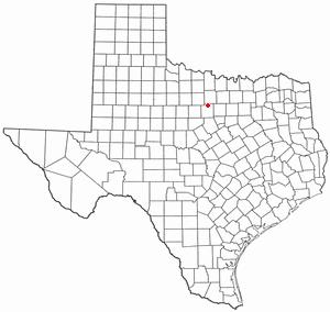 Location Of Graford Texas