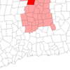 Location In Hartford County Connecticut