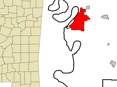 Location Of Greenville In Washington County