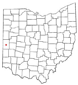 Location Of Greenville Ohio