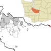 Location Of Greenwater Washington