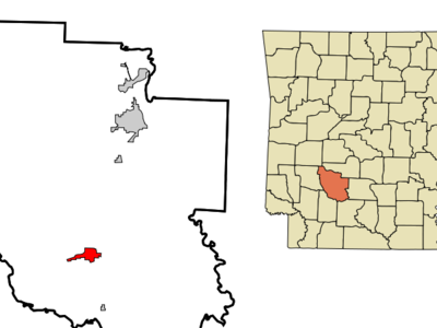 Location In Clark County And The State Of Arkansas