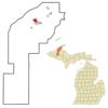 Location Of Hancock Michigan