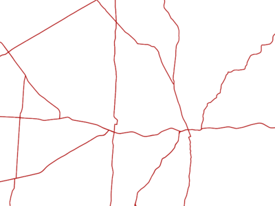 Location Within Licking County