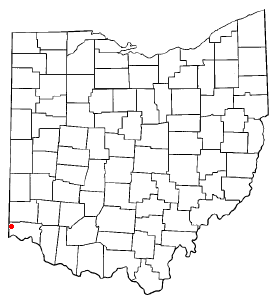 Location Of Harrison Ohio