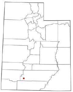 Location Of Hatch Utah