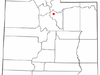Location Of Heber City Utah