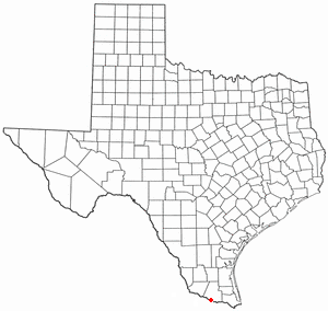 Location Of Hidalgo Texas