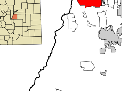Location In Douglas County And The State Of Colorado