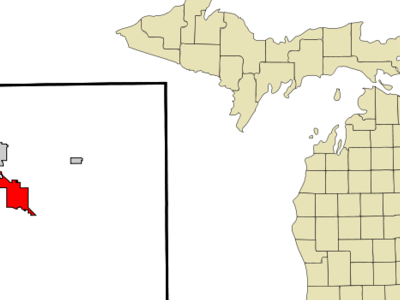Location Of Hillsdale Michigan