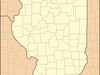 Location Of Homewood Within Illinois