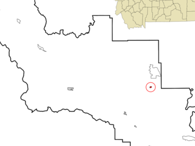 Location Of Hot Springs Montana