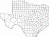 Location Of Huntington Texas