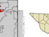 Location Of Hurst In Tarrant County Texas