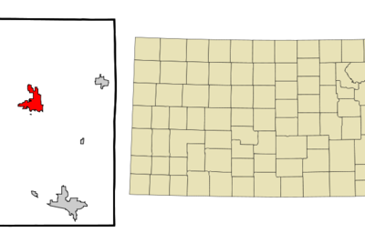 Location Of Independence Kansas