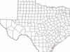Location Of Ingleside Texas