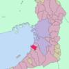Location Of Izumitsu In Osaka