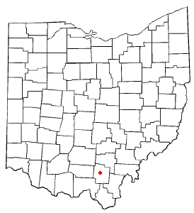 Location Of Jackson Ohio