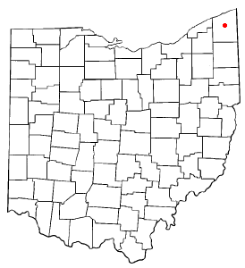 Location Of Jefferson Ohio